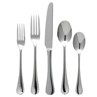 Link to Ginkgo Varberg 42-Piece Stainless Steel Flatware Set Similar Items in Flatware