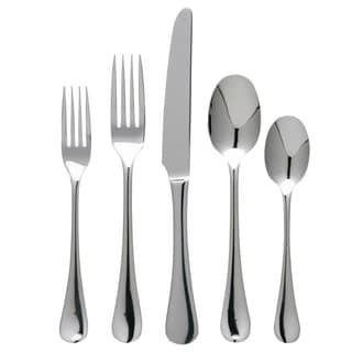 Ginkgo Varberg 42-Piece Stainless Steel Flatware Set