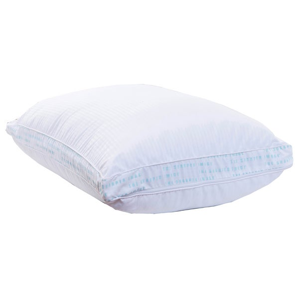 Sharper Image Traditional Memory Foam Pillow : Sharper Image Adjustable Memory Foam Pillow - Free Shipping Today - Overstock.com - 15014306