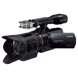 Sony NEX-VG30H Camcorder with 18-200mm f/3.5-6.3 Power Zoom Lens