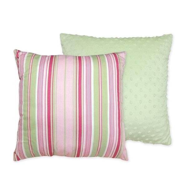 Sweet Jojo Designs Pink And Green Jungle Friends
