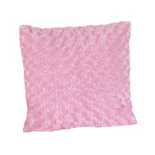 soft decorative pillows. Sweet JoJo Designs  Madison Pink Swirl Minky 16 inch Decorative Pillow Soft Throw Pillows For Less Overstock com