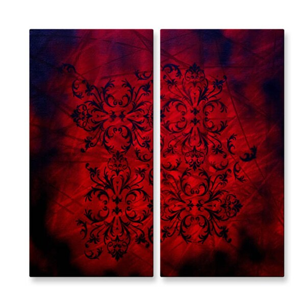 Megan Duncanson 'Richness of Color' Metal Wall Art
