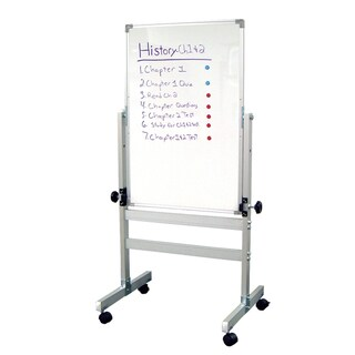 Offex Double-sided 24 x 36-inch Magnetic Whiteboard
