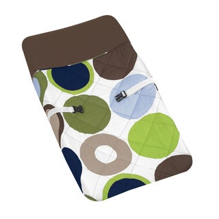 Shop Sweet Jojo Designs Designer Dot Changing Pad Cover