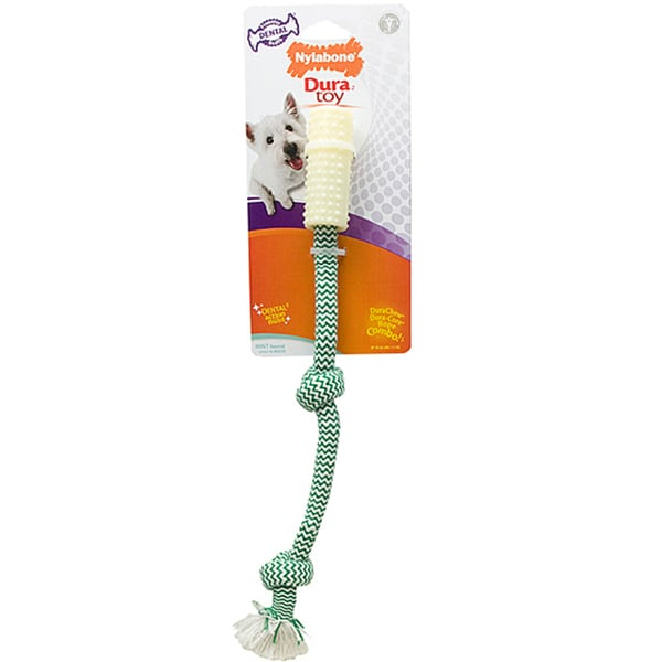 Nylabone Dura Toy Bacon Tug