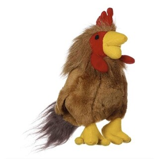 Multipet International Look Who's Talking Rooster - N/A