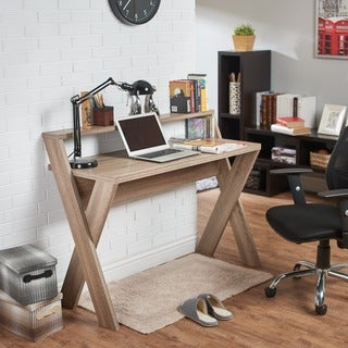 The Gray Barn Elsinora Intersecting Home/Office Desk
