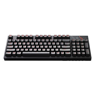 CM Storm QuickFire TK - Mechanical Gaming Keyboard with RED CHERRY MX Switches and Fully LED Backlit
