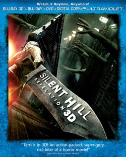 Silent Hill: Revelation 3D (Blu-ray/DVD)