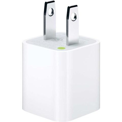 4XEM Wall Charger for Apple iPhone/iPod/iPad Mini, USB AC Power adapt