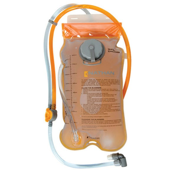 Nathan Synergy Dual Chamber Drink Bladder