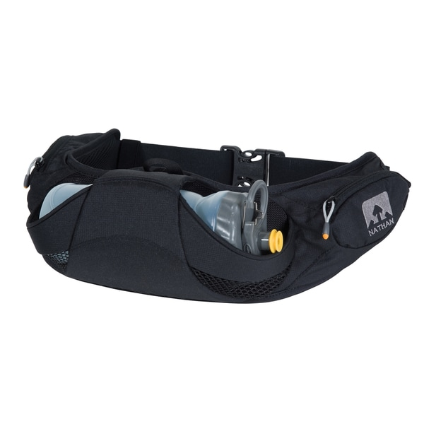 Nathan Velocity Hydration Black Waist Pack