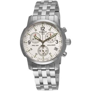 Tissot Men's Steel T-Sport Chronograph Watch