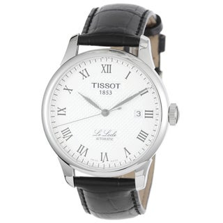 Tissot Men's Steel T-Classic Le Locle Watch