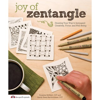 Design Originals-Joy Of Zentangle
