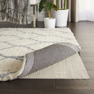 Link to Nourison Non-slip Rug Pad - Ivory Similar Items in Rugs