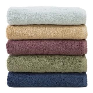 Authentic Hotel and Spa Plush Soft Twist Turkish Cotton 4-piece Towel Set with Bath Sheet