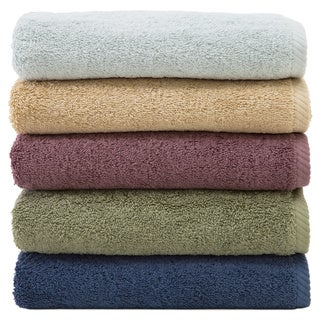 Authentic Hotel and Spa Plush Soft Twist Turkish Cotton Hand Towel (Set of 4) (5 options available)
