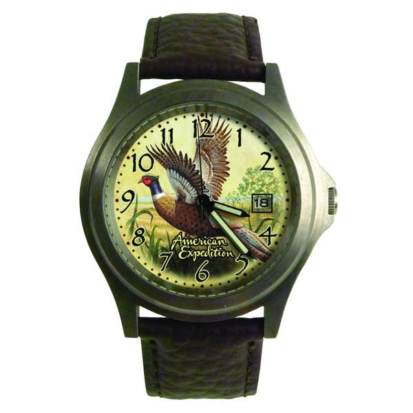 American Expedition Pheasant Wrist Watch