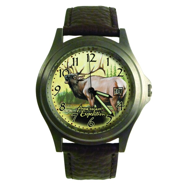 American Expedition Elk Wrist Watch