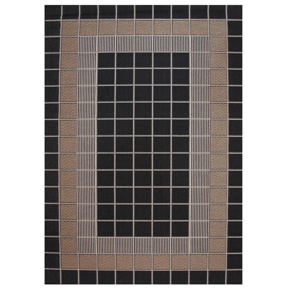 Juniper Checkered Area Rug (5'x8')