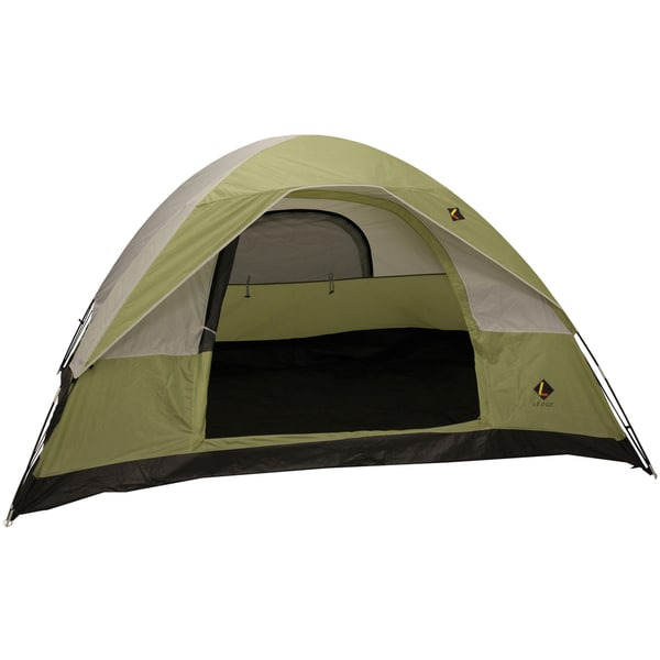 Shop Ledge Sports Ridge 4 Person Tent (9 x 7)