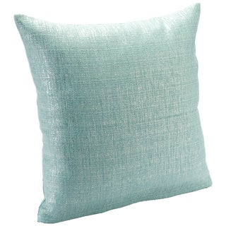 Link to Silver Orchid Clift Sparkly Decorative Pillow Similar Items in Decorative Accessories