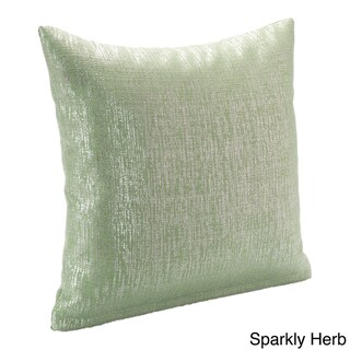Sparkly Decorative Pillow