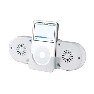 iConcepts Mini Foldable iPod Speakers