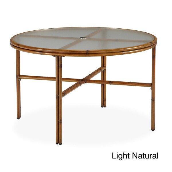 Home Styles Bimini Jim 42-inch Round Dining Table