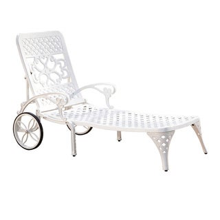 Gracewood Hollow Rasmussen Chaise Lounge Chair