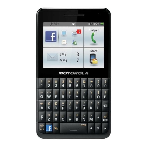 Motorola MOTOKEY Social GSM Unlocked Cell Phone