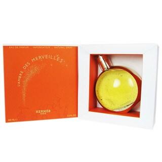 Hermes Le'Ambre des Merveilles Women's 3.3-ounce Eau de Parfum Spray