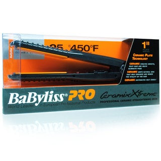 BaBylissPRO Ceramix Xtreme 1-inch Flat Iron