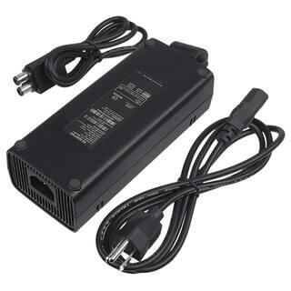 INSTEN AC Power Adapter for Microsoft xBox 360 Slim|https://ak1.ostkcdn.com/images/products/7595562/7595562/BasAcc-AC-Power-Adapter-for-Microsoft-xBox-360-Slim-P15020520.jpeg?impolicy=medium
