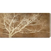 Global Gallery, Alessio Aprile 'Dream Tree' Stretched Canvas Art