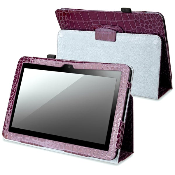 """BasAcc Leather Case with Stand for Amazon Kindle Fire HD 8.9"""""""