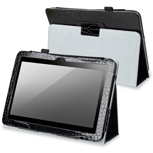 BasAcc Leather Case with Stand for Amazon Kindle Fire HD 8.9""
