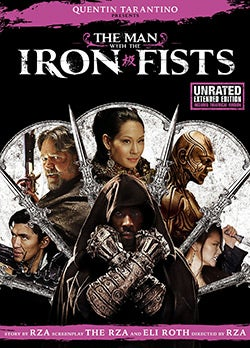 The Man with the Iron Fists (DVD)