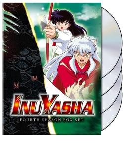 Inuyasha Season 4 Box Set (DVD)