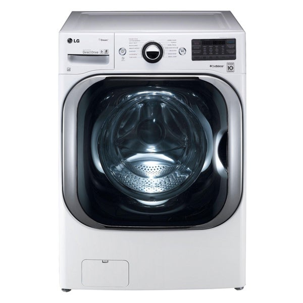 LG WM8000HWA Front Load Ultra Large Capacity Steamwasher