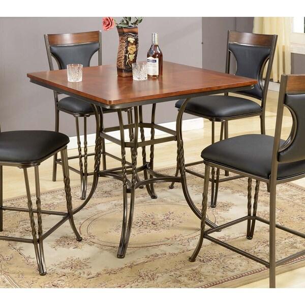 Coda Black Dining Table