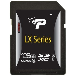 Patriot Memory 128GB LX Series Class 10 SDXC