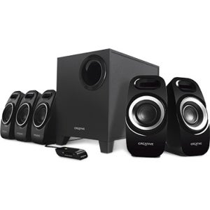 Creative Inspire T6300 5.1 Speaker System - 50 W RMS