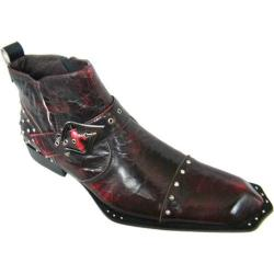 Men's Zota Unique G4H938 Burgundy - Free Shipping Today ...