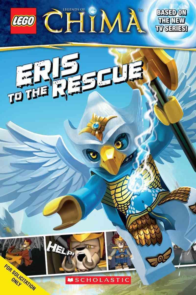 Eris to the Rescue (Paperback)