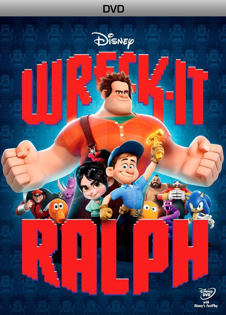 Wreck-It Ralph (DVD)