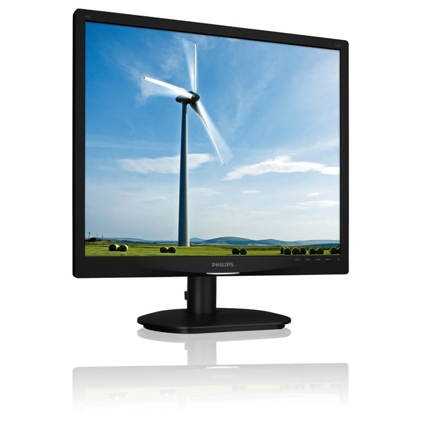 "Philips 19S4LSB 19"" LED LCD Monitor - 5:4 - 5 ms"