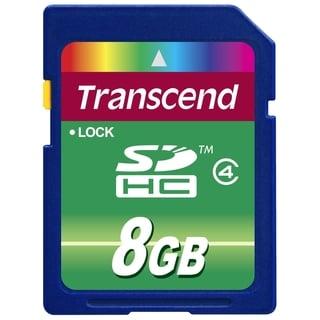 Transcend 8 GB SDHC